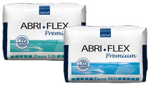 Adult Diapers Abri Flex Zero packaging