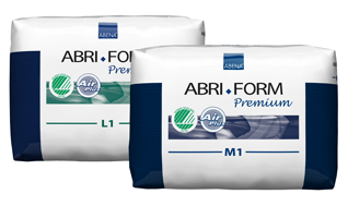 Adult Diapers Abri form packaging